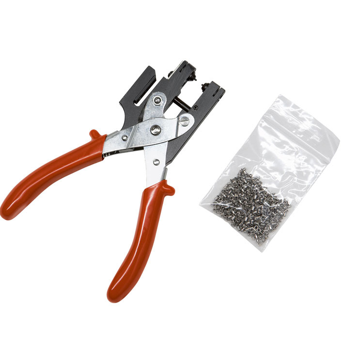 Repair pliers for tape measure