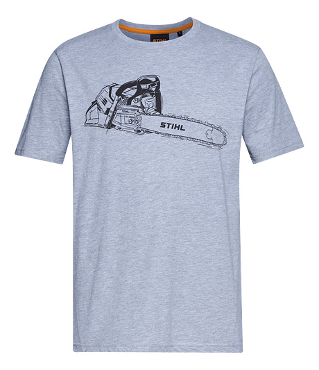 T-Shirt MS 500i - Grey