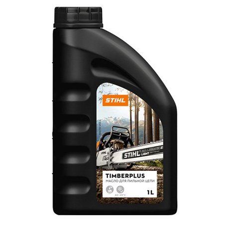 Масло для пильных цепей TimberPlus