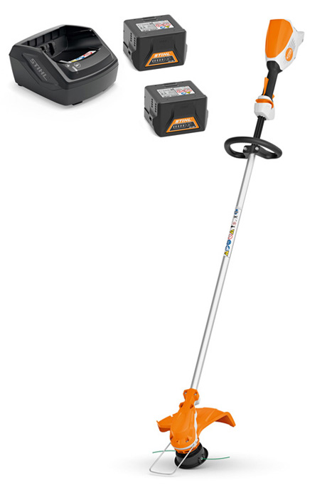 FSA 60 R Brushcutter set with 2x AK 20 battery and AL 101 charger