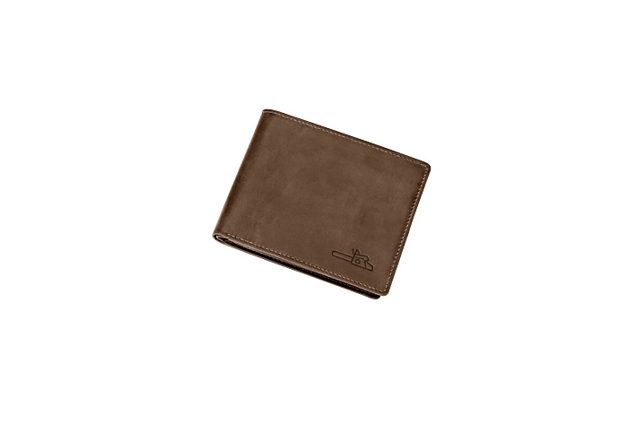 Wallet ICON - Brown