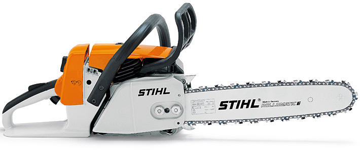 MS 260 - Robust chainsaw for forestry work