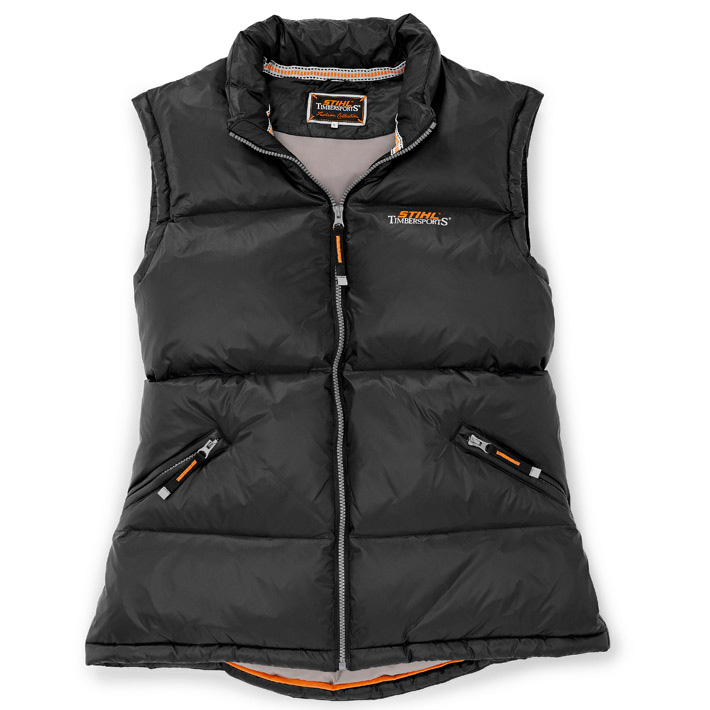 Down vest
