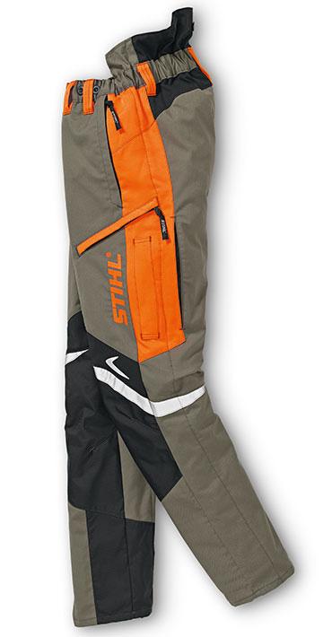 Protipořezové kalhoty do pasu FUNCTION ERGO