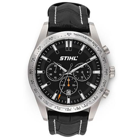 Men's watch chronograph
