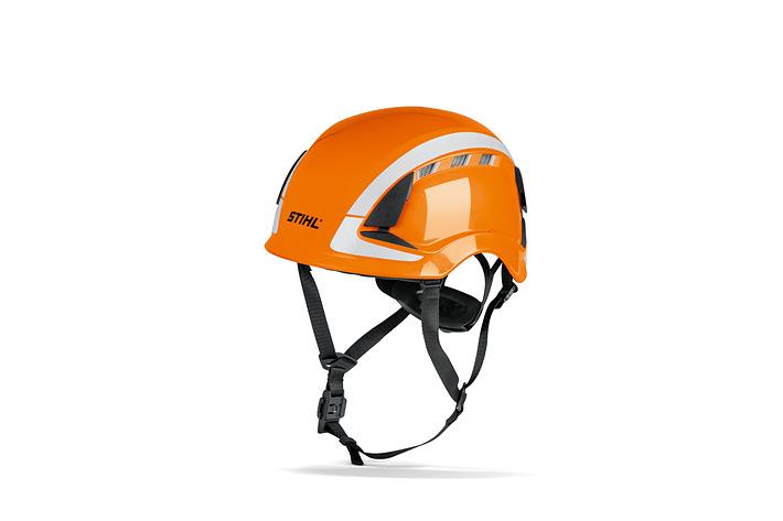 Kask ADVANCE X-CLIMB pomarańczowy