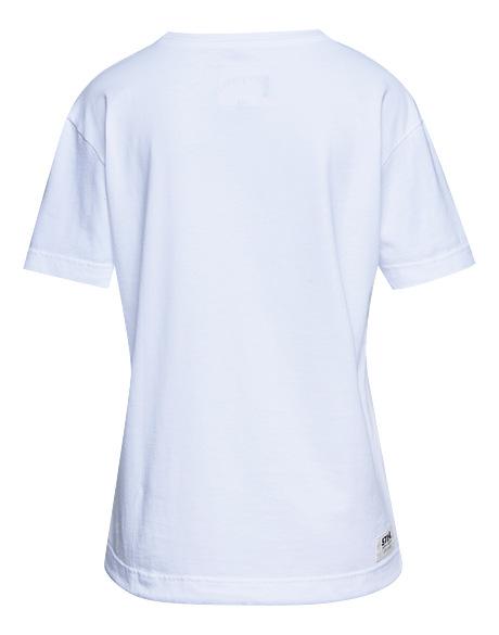 Γυναικείο T-shirt GROW λευκό
