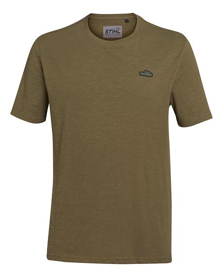 Slub t-shirt »ICON«