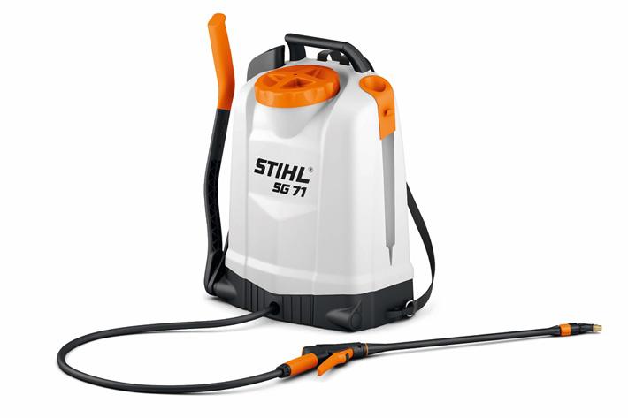 SG 71, Pulverizador de mochila 18 Litros