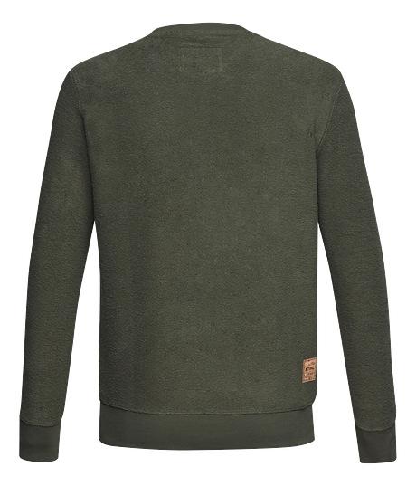 ICON sweatshirt, khaki