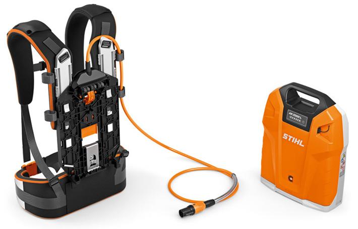 Batterie AR 2000 L