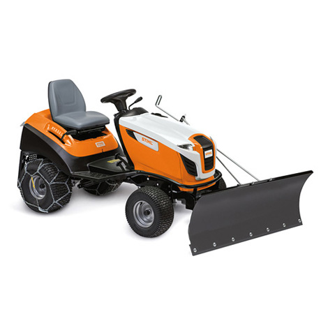 ASP 125 snow clearing set