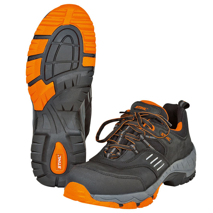 WORKER S2 midheight safety shoes