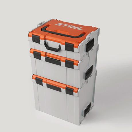 Pojemnik na akumulatory L