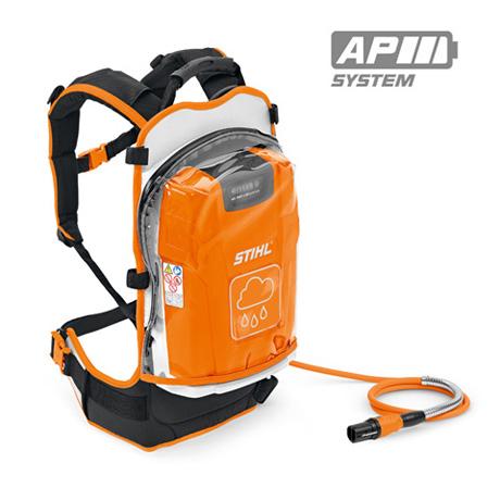 AR 2000 L backpack battery Kit