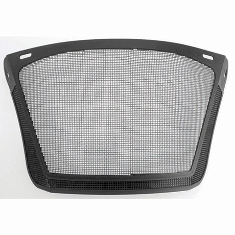 Multi Fit Visor - Steel Mesh