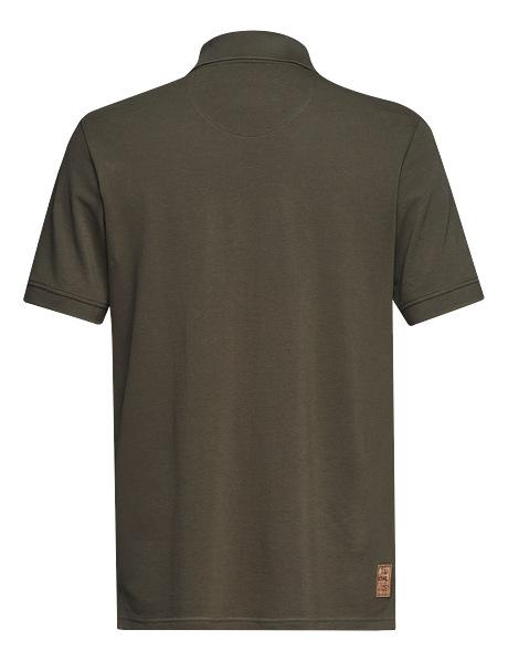 Μπλουζάκι πόλο ICON χακί