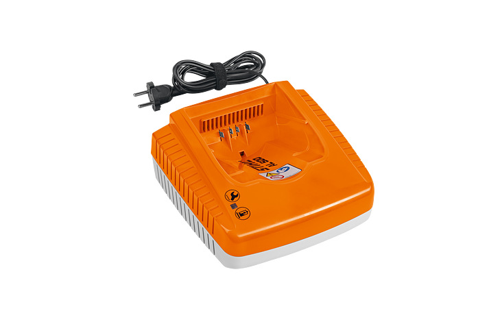 RMA 765 V Lawn mower battery and charger set