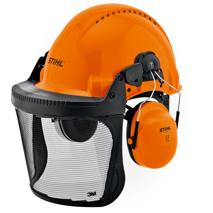 Casque forestier DYNAMIC EXTREM