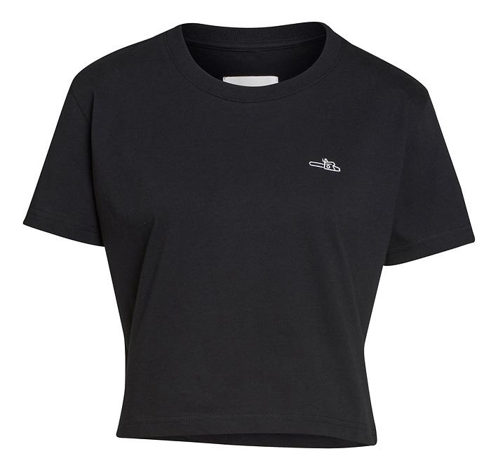 T-Shirt ICON femme, noir