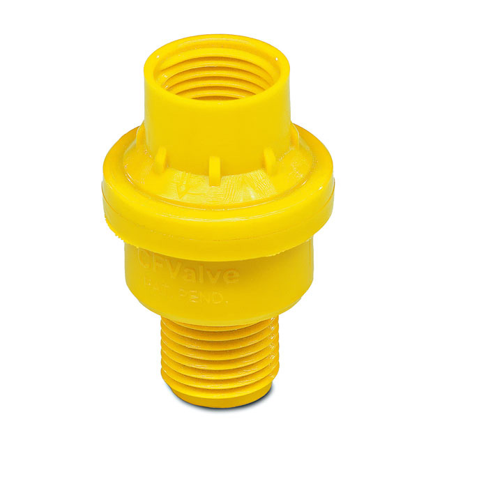 Tryckventiler 1,0 bar, gul, till SG 31, SG 51