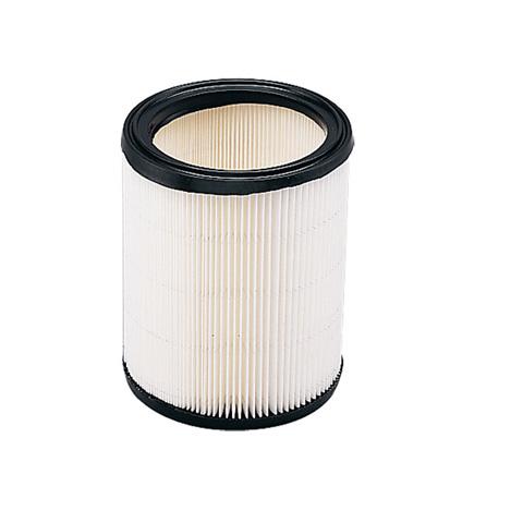 Filter element - washable PET