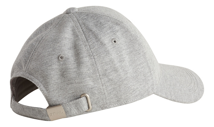 Casquette ICON SWEAT grise