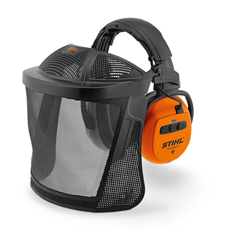 DYNAMIC BT-N face & hearing protection set
