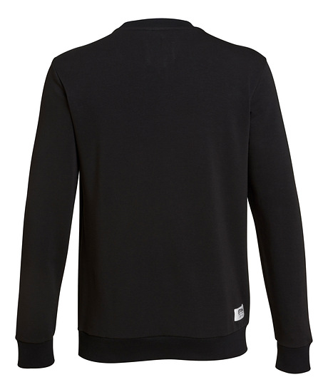 Sweatshirt »SIGN«, black