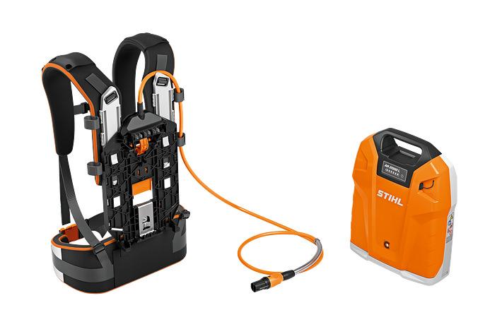 Zádové akumulátory AR 2000 L