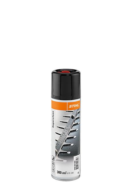 Superclean - Spray lubrificante e dissolvente de resina