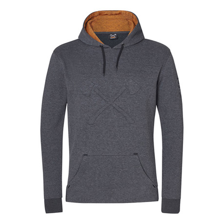 Grey TIMBERSPORTS® Axe hoodie