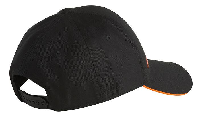 Casquette LOGO noire
