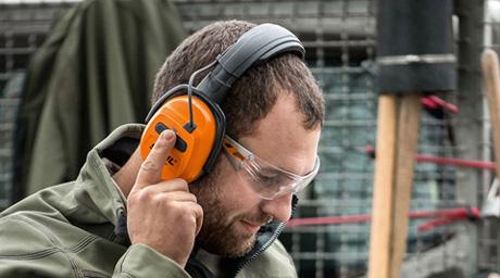 Protecteur d'oreilles DYNAMIC BT