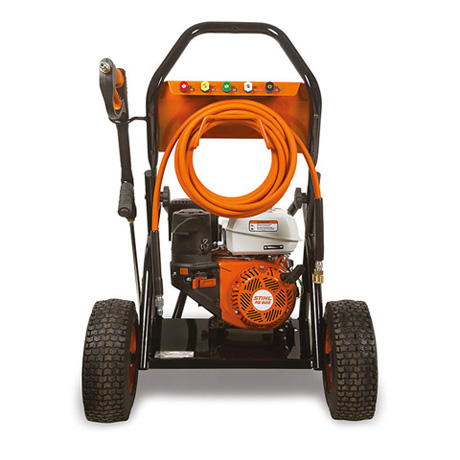 Rb 600 Powerful 5 2kw High Pressure Cleaner Designed For