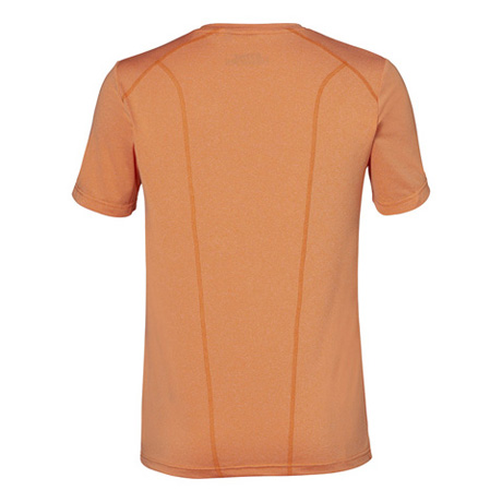 T-Shirt fonctionnel PWR, homme, orange