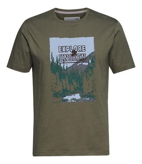 STIHL T-Shirt EXPLORE grün