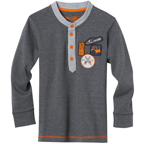 WILD KIDS long-sleeved shirt