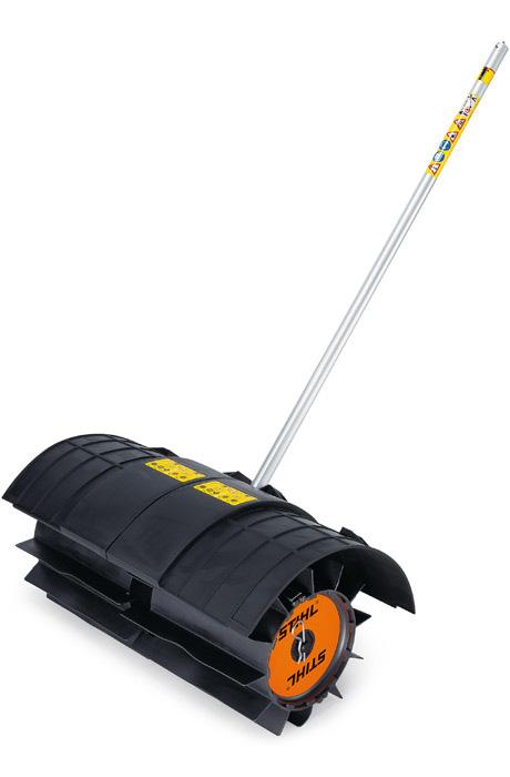 KW-KM - Power Sweeper