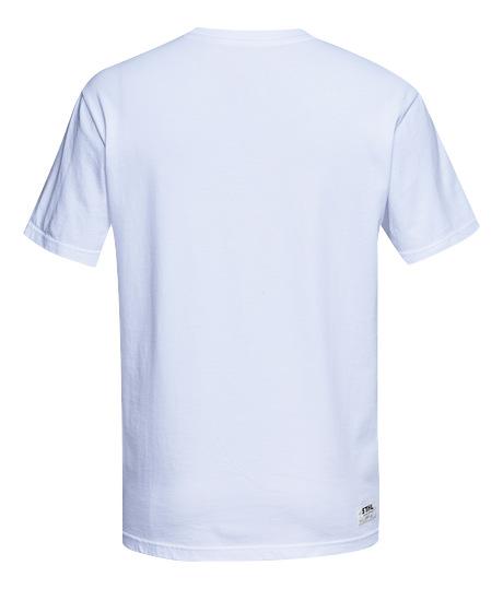 T-shirt GROW λευκό
