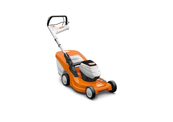 RMA 448 TC Lawn mower promotional set
