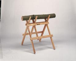 Cavalletto in legno