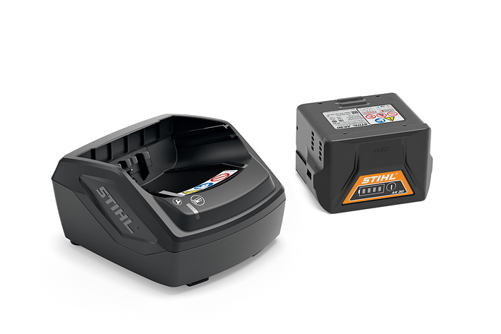 FSA 57 Cordless Grass Trimmer - battery and charger sets
