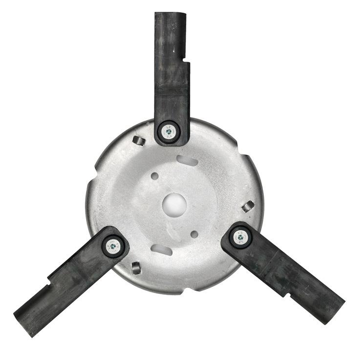 ADC 600, режущий диск