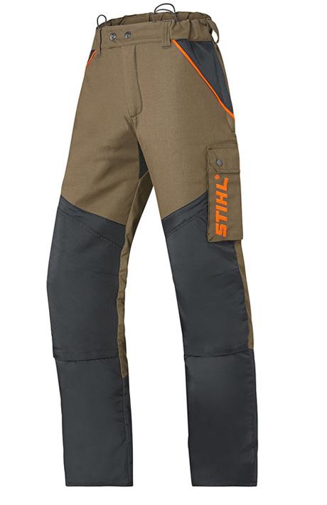 TriProtect FS, Spodnie ochronne do pracy kosą mechan.