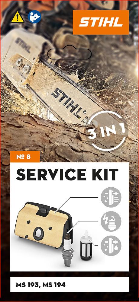 Service Kit 8