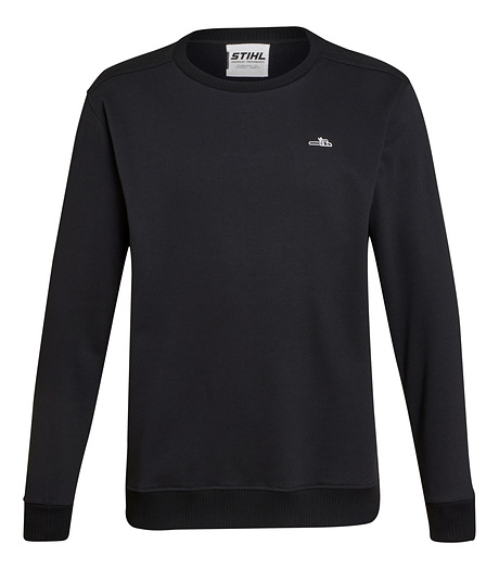 Sweatshirt ICON zwart