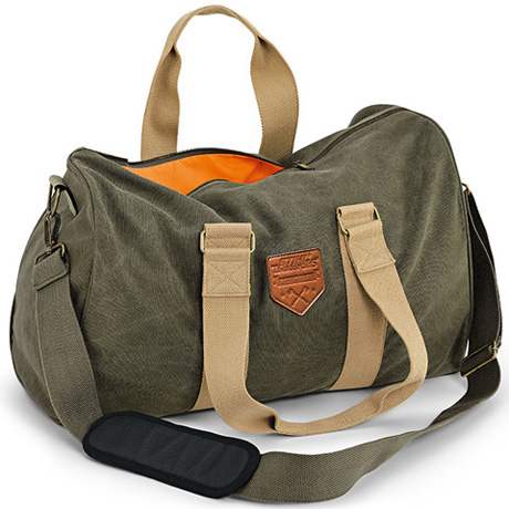 TIMBERSPORTS® Travel Bag - Khaki