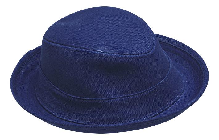 Klobouk HERITAGE modrý