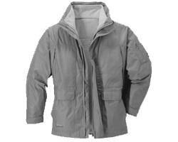 Parka Fleece Jacket Men